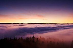 Slezské Beskydy – Čantorie, dokonalé ranní probouzení