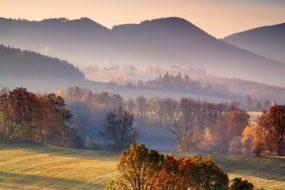 Podzim pod Lysou horou II