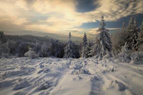 Beskydská zima
