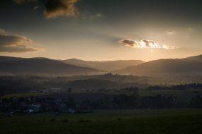 Podvečer v Bukovci